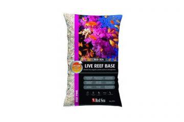 Red Sea Reef Base Live Sand Reef Pink 0,5 - 1,5mm 10kg