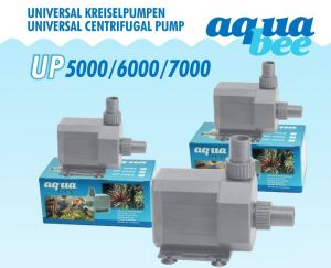 Aquabee-Centrifugal Pump UP7000 l/h - 125 Watt / hmax 5,66 m