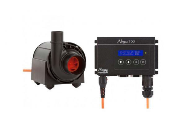 Abyzz A100 Regelbare Hochleistungspumpe