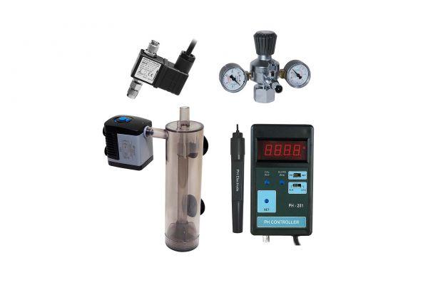 Aqua Light CO2-Anlage-Profi (ohne Flasche)