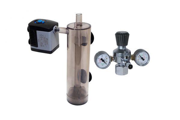 Aqua Light CO2-Anlage-Standart (ohne Flasche)