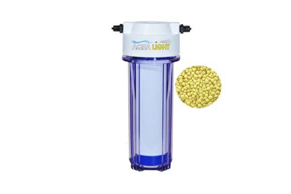 Aqua Light Schwefel-Nitratfilter - für Süß-/Meerwasser, ca. 1500 ml