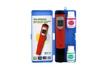 Aqua Light pH und -°C-Tester digital für F. u. S. -Wasser