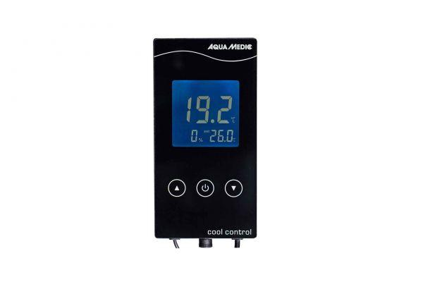 Aqua Medic Cool Control - Digitales Temperatur Mess- und Regelgerät zur Steuerung von Lüftern