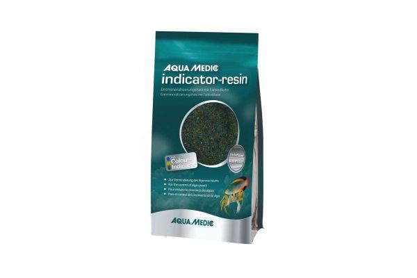 Aqua Medic Entmineralisierungsharz mit Farbindikator 730 g