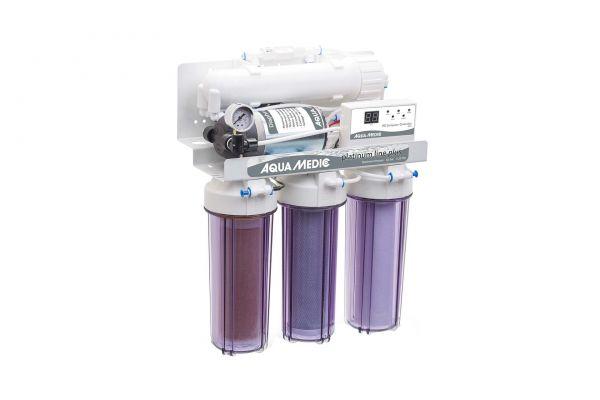 Aqua Medic platinum line plus Osmoseanlage