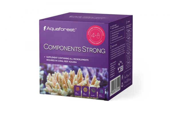 Aquaforest Components Strong ABCK 4 x 75 ml