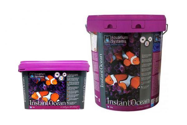 Aquarium Systems Instant Ocean