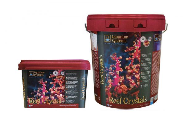 Aquarium Systems Reef Crystals Meersalz 750 l / 25 kg Eimer