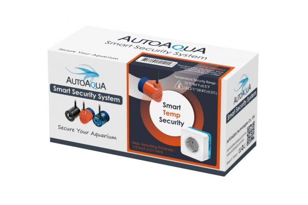 Auto Aqua Smart Temp Security