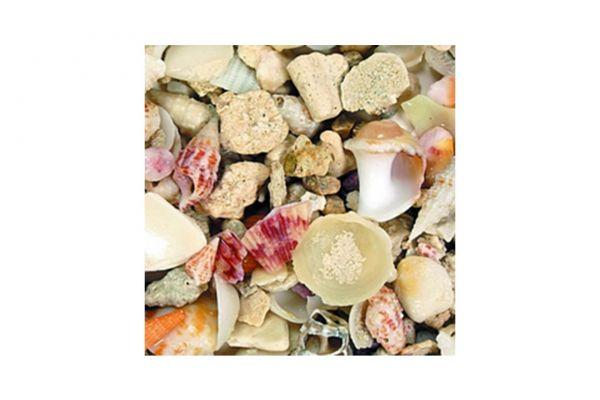 CaribSea Seaflor Aruba Puka Shell 8,16 kg Sand