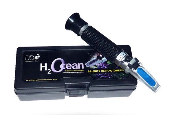 D-D H2Ocean Seawater Refractrometer