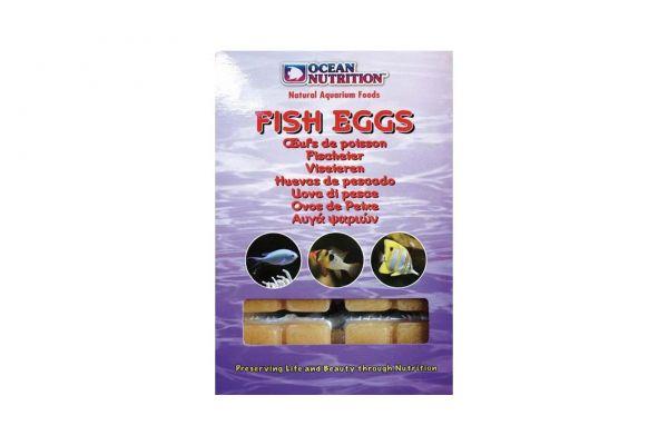 Ocean Nutrition Frozen Marine Fish Eggs (20 cubes) 100 g Frostfutter