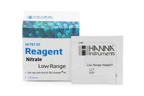 Hanna Reagenzien für HI781 Nitrat, niedriger Messbereich