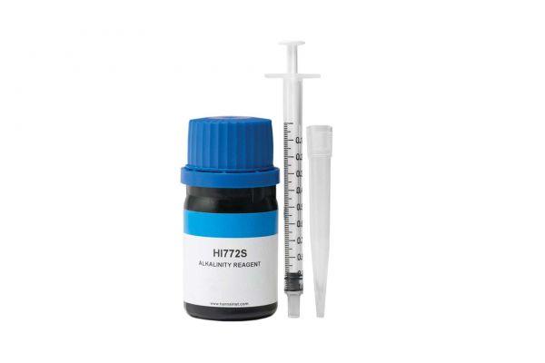 Hanna Testsaetze Alkalinitaet für Mini-Photometer HI772