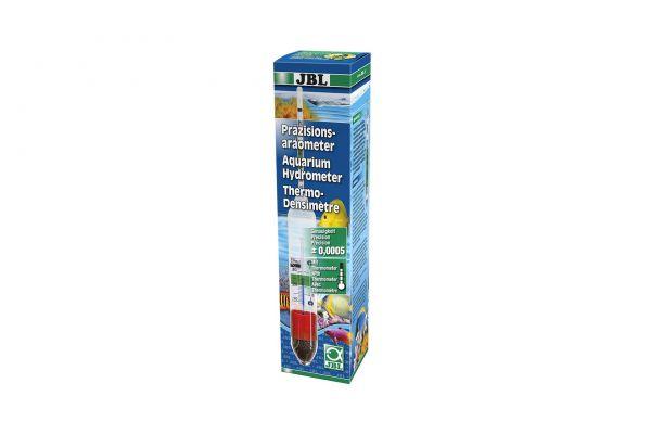 JBL Aräometer mit Thermometer + Meßgefäß