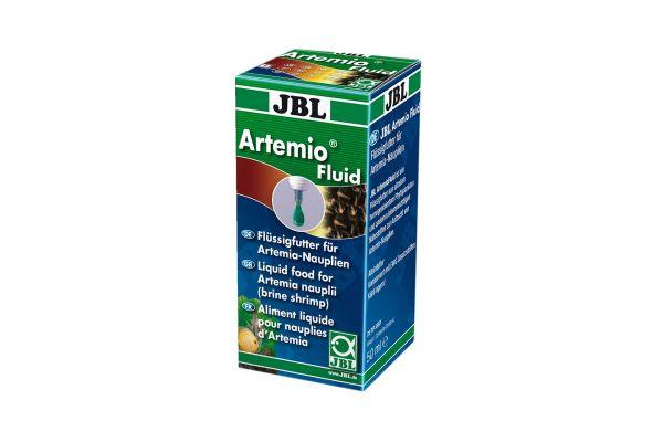 JBL ArtemioFluid Flüssigfutter für Artemia-Nauplien 50 ml