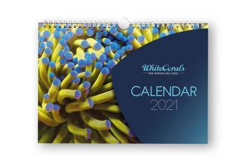 Whitecorals Kalender 2021