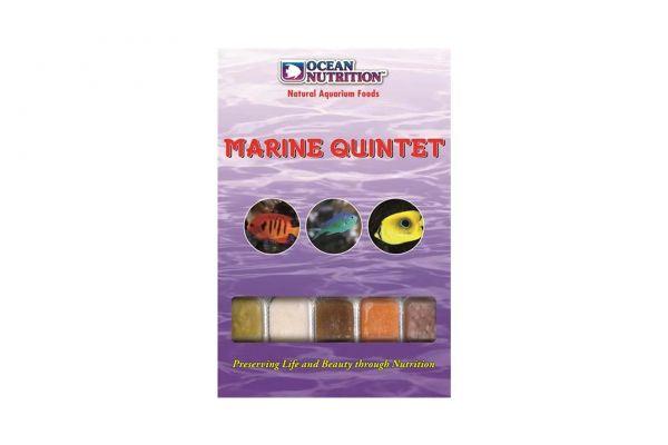 Ocean Nutrition Frozen Marine Quintet 100 g Frostfutter