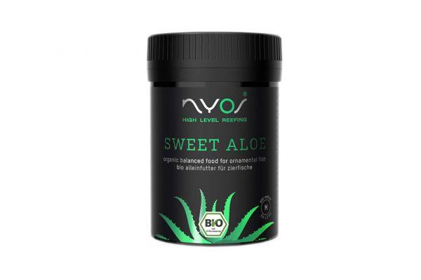 Nyos Sweet Aloe 70g Bio-Softfutter