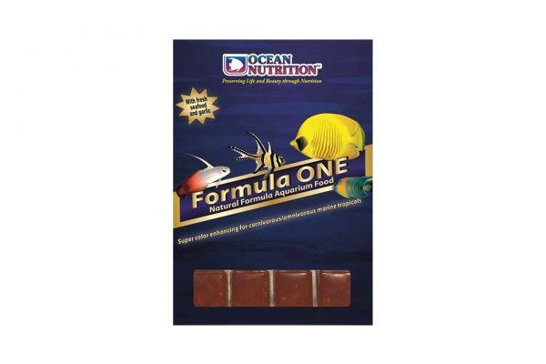 Ocean Nutrition Frozen Formula 1 100 g Frostfutter