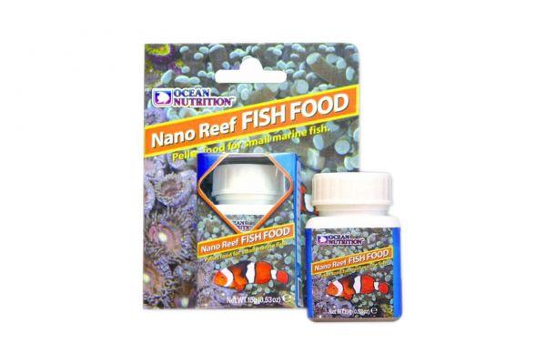 Ocean Nutrition Nano Reef Fish Food 15 gr