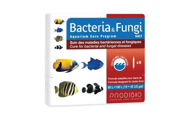 Prodibio Bacteria & Fungi Salt 6 Amp.