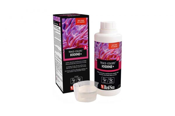 Red Sea Trace Colors Iodine plus A 500 ml