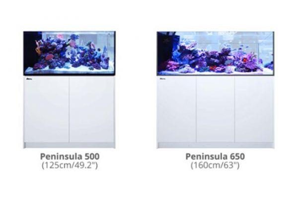 Red Sea Reefer Peninsula Serie und Peninsula Deluxe Serie
