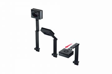 Red Sea Reef Led 160S mounting system