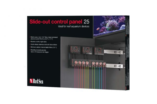 Red Sea Slide out Control Panel