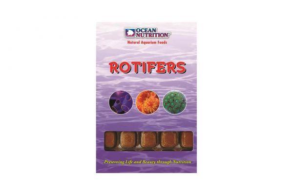 Ocean Nutrition Frozen Rotifers 100 g Frostfutter
