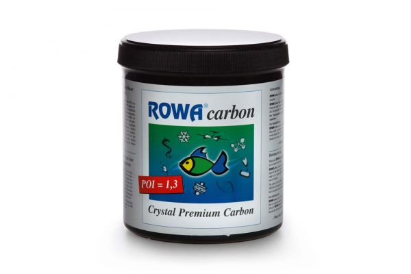 Rowa ROWAcarbon pelletierte Aktivkohle