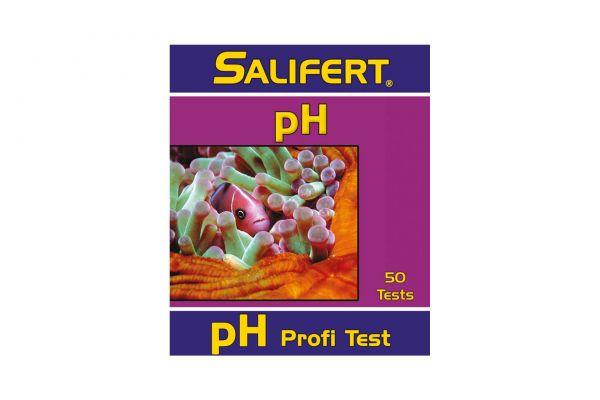 Salifert pH Profi Test für Meerwasser 11021