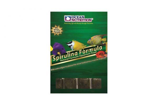 Ocean Nutrition Frozen Spirulina Formula 100 g Frostfutter