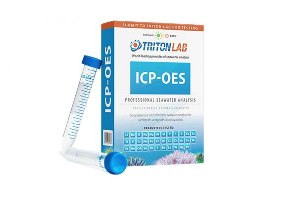 Triton Professionelle Wasseranalyse ICP-OES