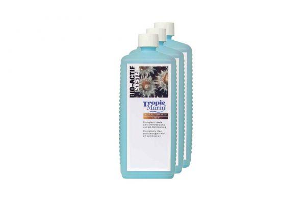 Tropic Marin BIO-CALCIUM ACTIF Liquid Set 3 x 1000ml