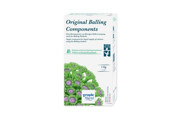 Tropic Marin BIO-CALCIUM ORIGINAL BALLING Part B 1 kg