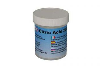 Tunze Citric Acid - Zitronensäure 110g