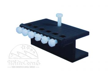 Aqua Connect Schlauchfixierung 6-fach Stegbefestigung