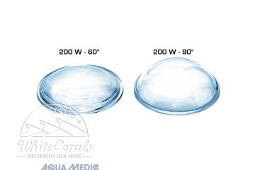 Aqua Medic Linse 120° LEDspot 200 W/LEDspot 200 W flex