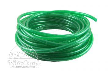 Kunststoffschlauch Grün je Meter