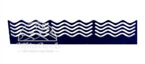 Aqua Connect Ocean Wave Over Flow Comb 320 x 80 mm