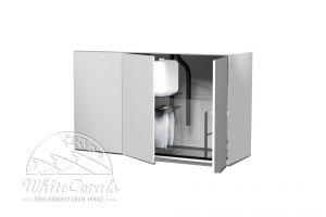 Aqua Medic Armatus 300 Unterbauschrank weiß