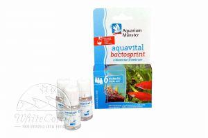 Aquarium Münster aquavital bactosprint 6-Wochen-Kur 3 x 10 ml + 0,8 g für 1500 l