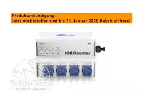 GHL iOND und GHL Doser 2.1 SA Set, black or white