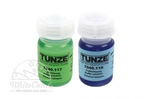 Tunze Buffer solution for pH 7 and 9