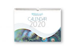 Whitecorals Calendar 2020