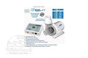 AquaBee UP 8000 electronic regelbar