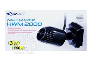Resun Wave Maker 2000, 3 W/230 V / 600 l/h - for aquariums up to 60 l